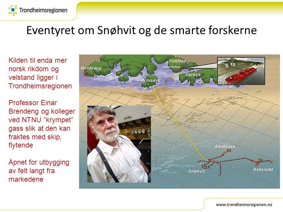 Eventyret om Snøhvit og de smarte forskerne