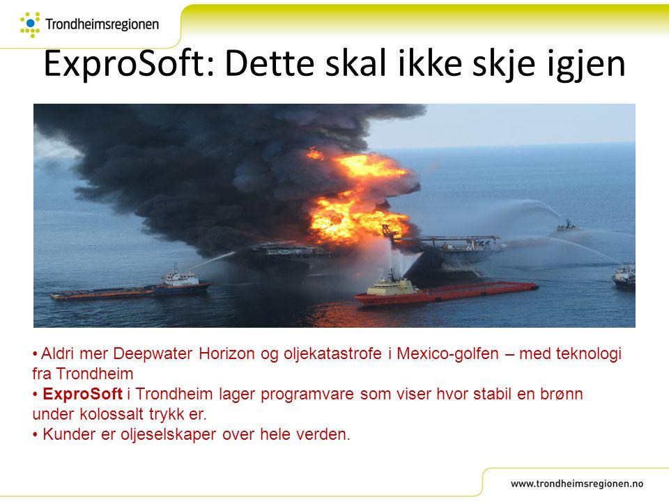 ExproSoft: Dette skal ikke skje igjen