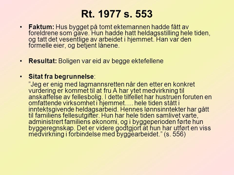 Rt. 1977 s. 553