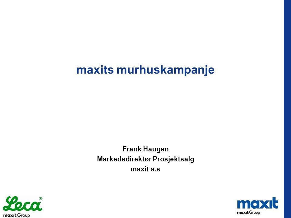 maxits murhuskampanje
