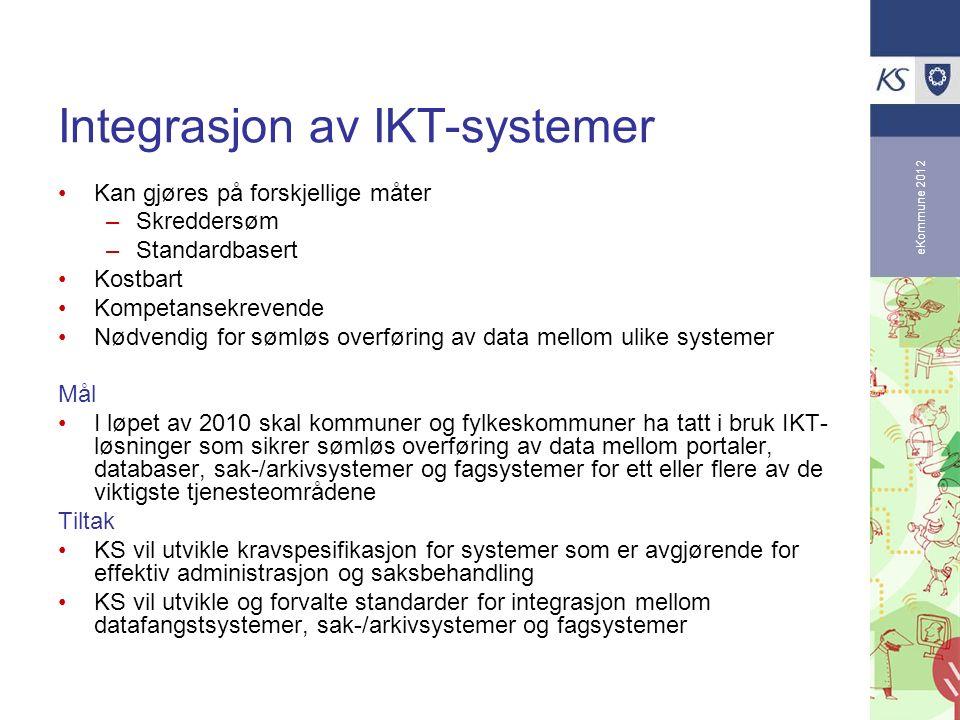 Integrasjon av IKT-systemer