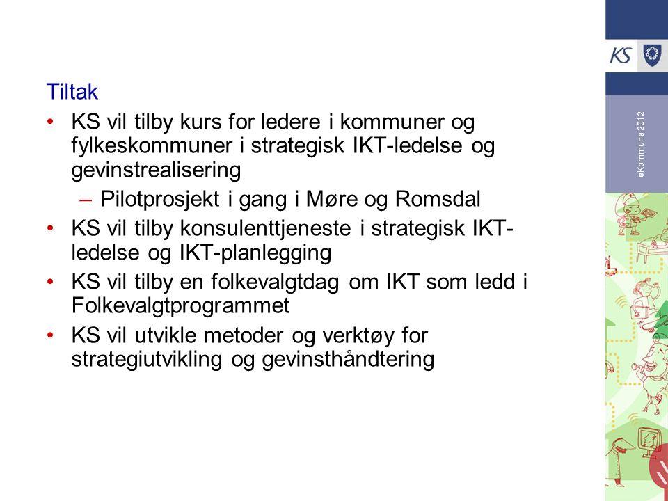 Pilotprosjekt i gang i Møre og Romsdal