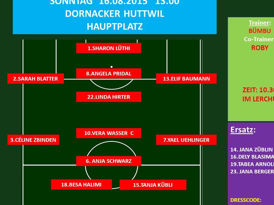 TEAM UNTER-EMMENTAL 0 : 4 FC LERCHENFELD