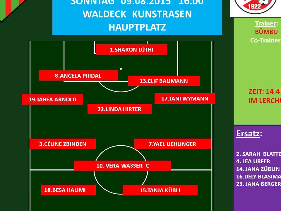 FC LERCHENFELD 5:2 FC BELP WALDECK KUNSTRASEN HAUPTPLATZ
