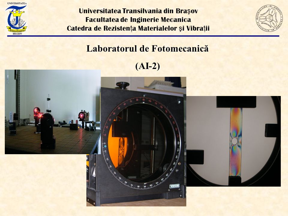 Laboratorul de Fotomecanică