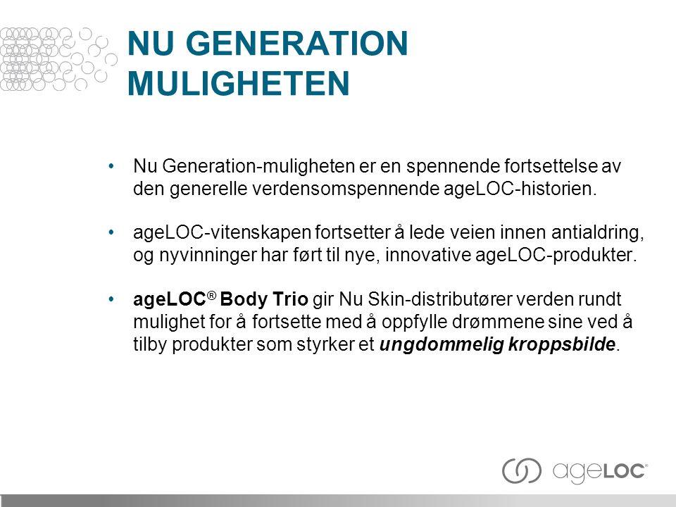 NU GENERATION MULIGHETEN