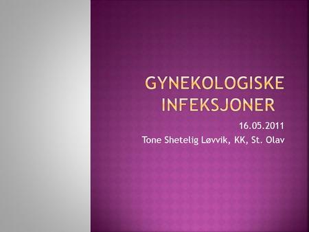 gonokokker symptomer