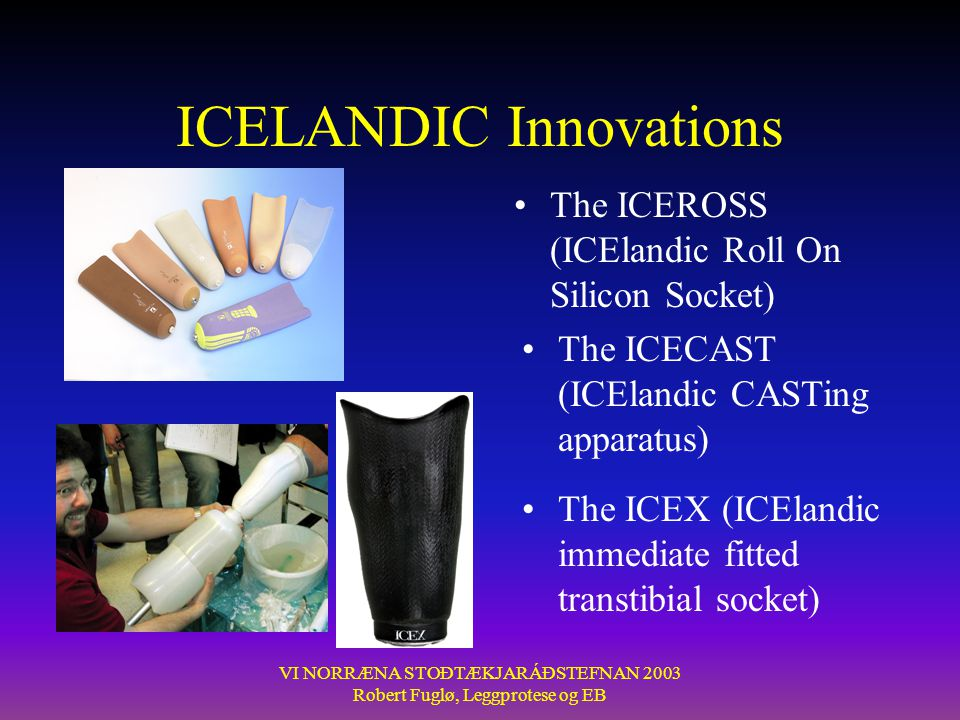 ICELANDIC Innovations