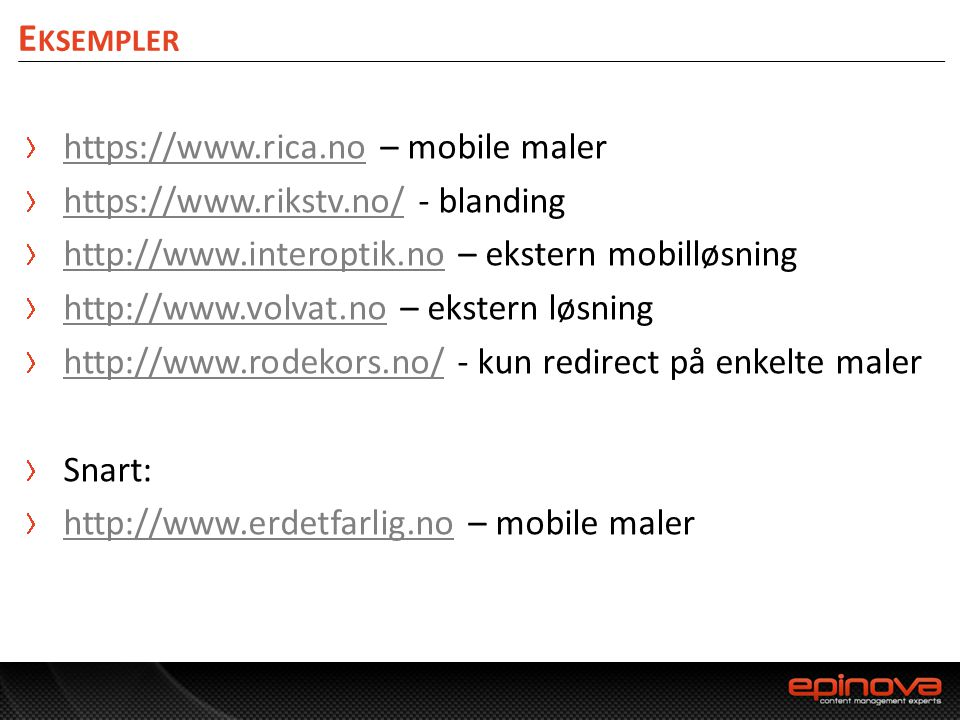 Eksempler https://www.rica.no – mobile maler