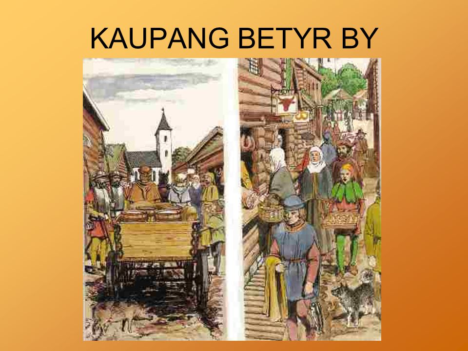 KAUPANG BETYR BY