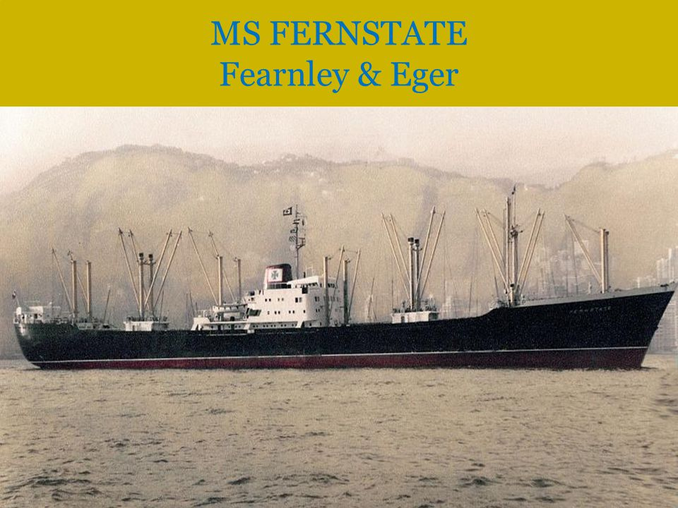 MS FERNSTATE Fearnley & Eger