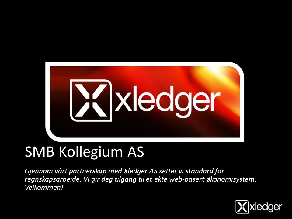 SMB Kollegium AS