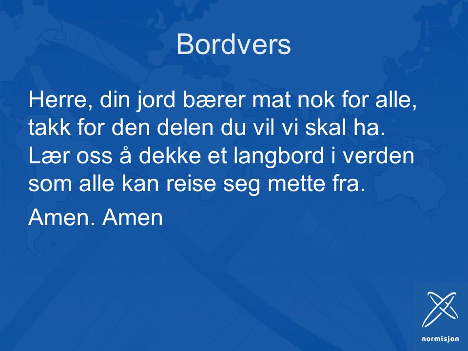 Bordvers