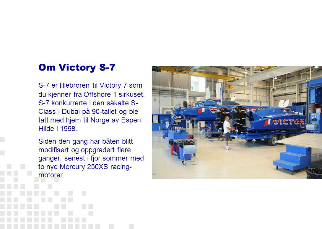 Om Victory S-7