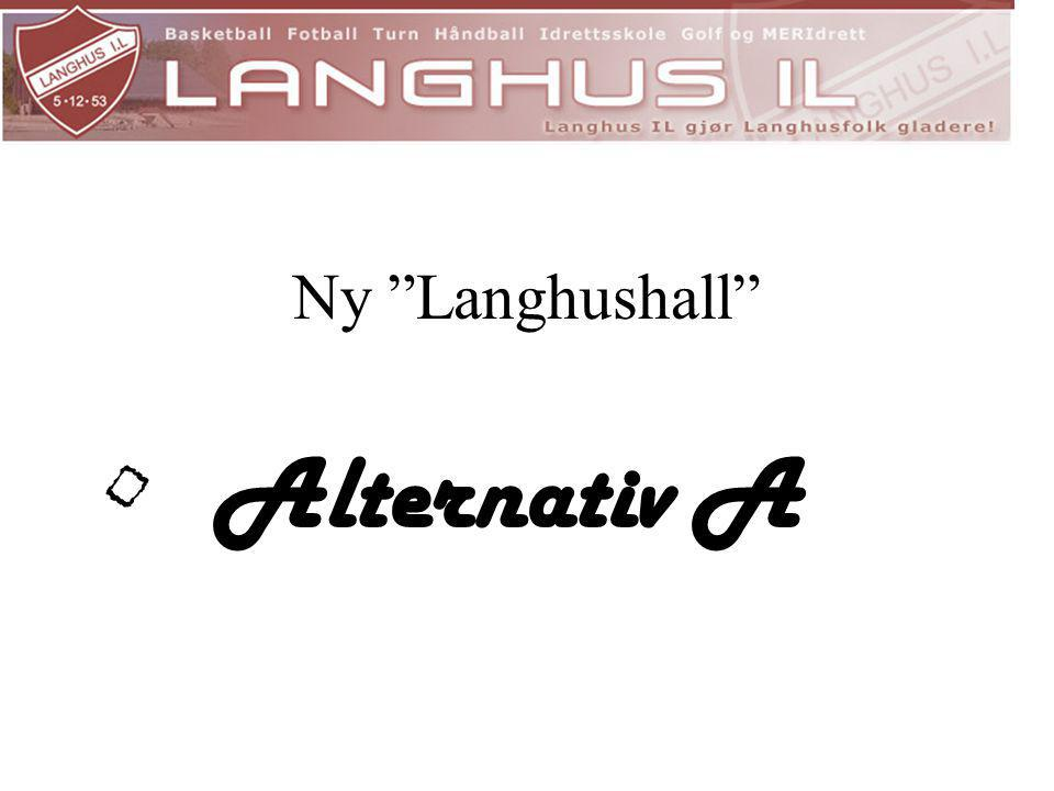 Alternativ A Ny Langhushall