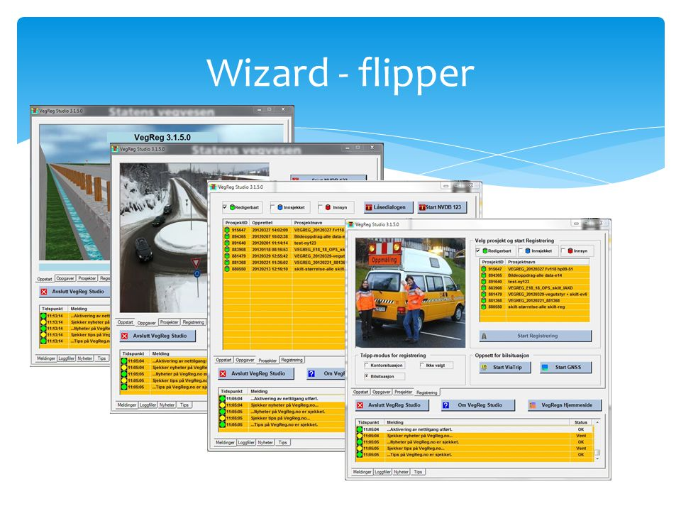 Wizard - flipper
