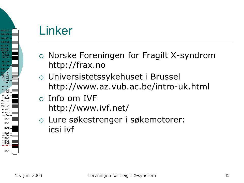 Foreningen for Fragilt X-syndrom