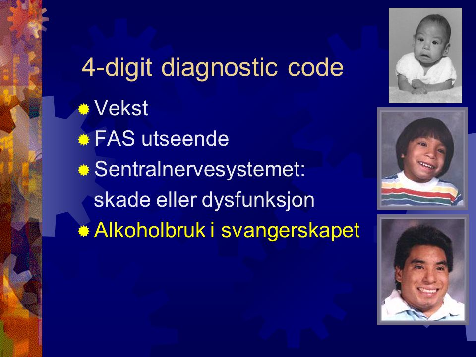 4-digit diagnostic code