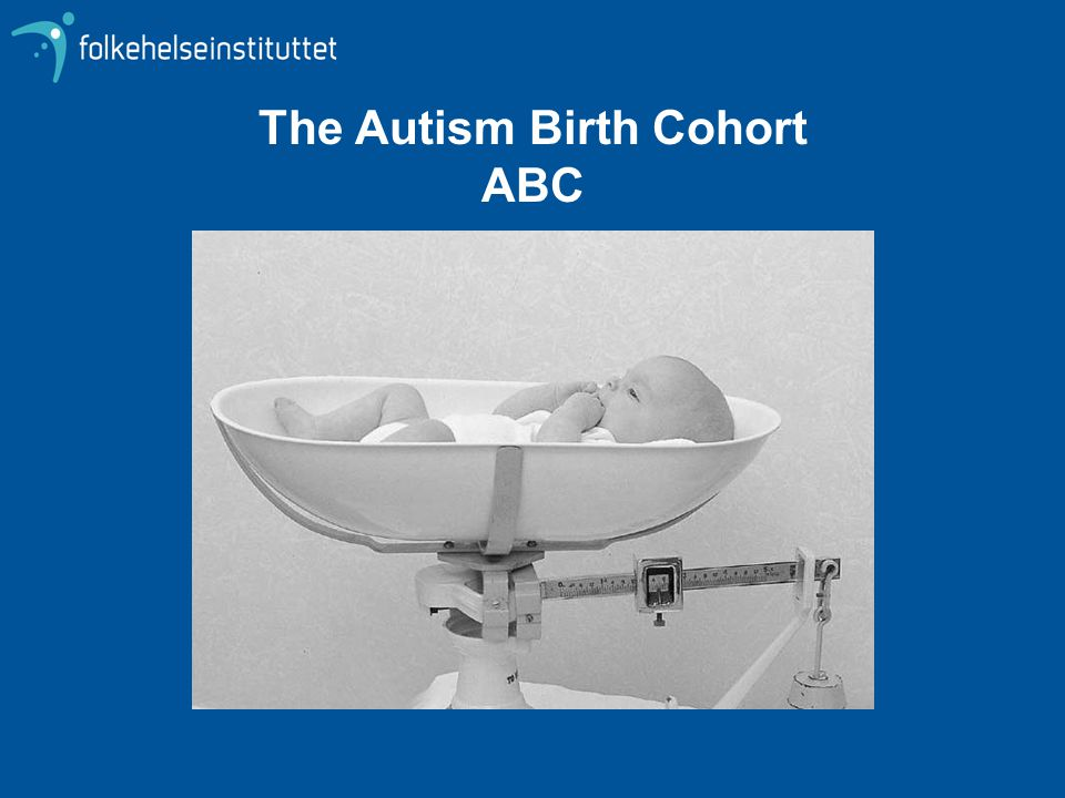 The Autism Birth Cohort ABC