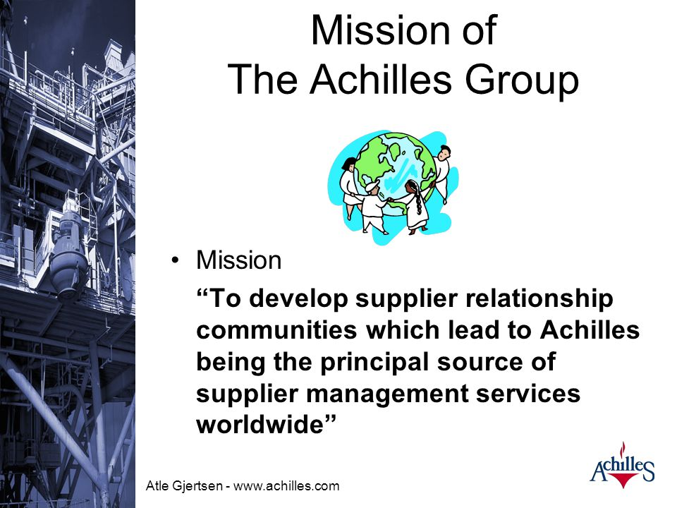 Mission of The Achilles Group