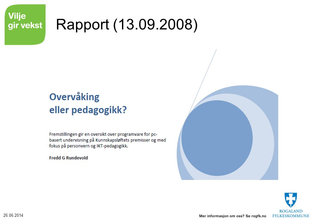 Rapport ( )