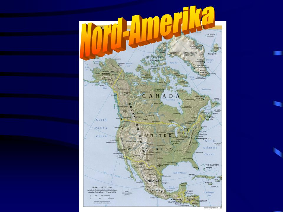 Nord Amerika Ppt Laste Ned