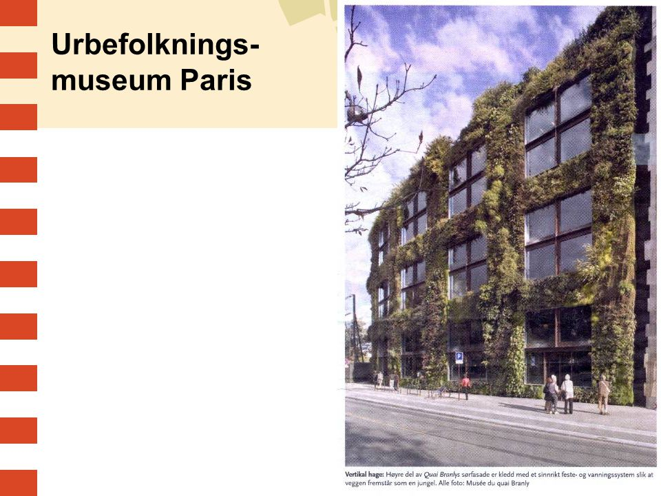 Urbefolknings- museum Paris