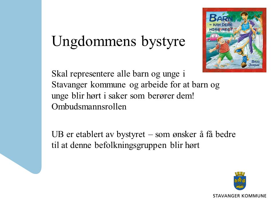 Ungdommens bystyre