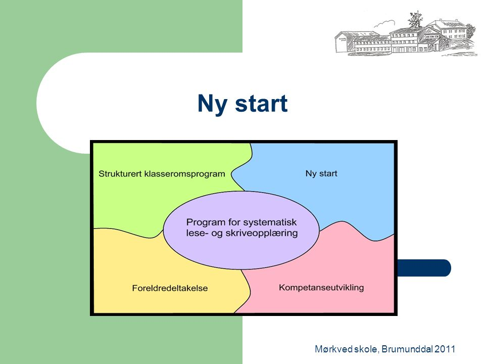 Ny start Mørkved skole, Brumunddal 2011